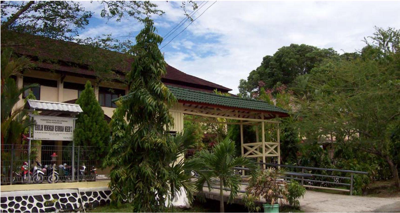 Sejarah SMK Negeri 3 Balikpapan